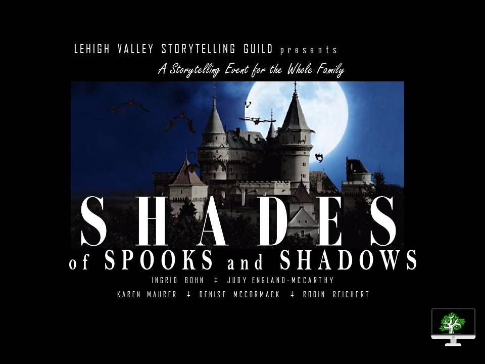 Shades of Spooks and Shadows